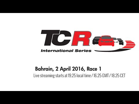 2016 Bahrain, TCR Round 1 in full length