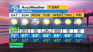 SoCal will be warmer and breezy on Saturday I ABC7