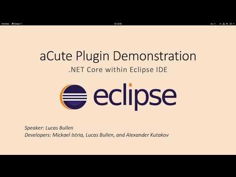 Eclipse aCute Plugin Demo