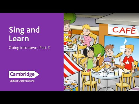 Sing and Learn, Going into town, Part 2