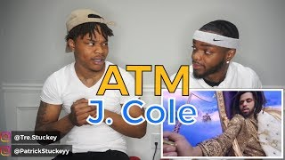 J. Cole - ATM - (REACTION)
