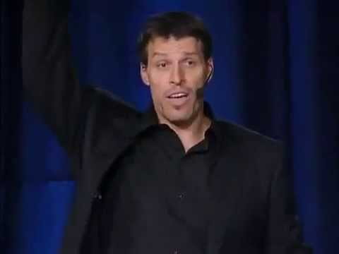 Secrets To Financial Independence - Tony Robbins