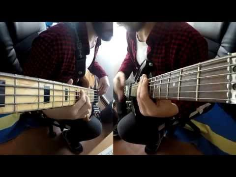 Limp Bizkit - Boiler (Guitar + Bass Cover) HD