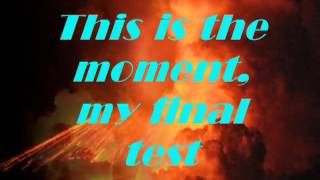 THIS IS THE MOMENT ERIK SANTOS