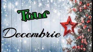 Taur | DECEMBRIE | Tarot |