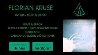 Florian Kruse - Darkland (Bjoern Stoerig Remix) [Light My Fire]