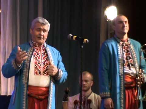 Капелла бандуристов Украины
