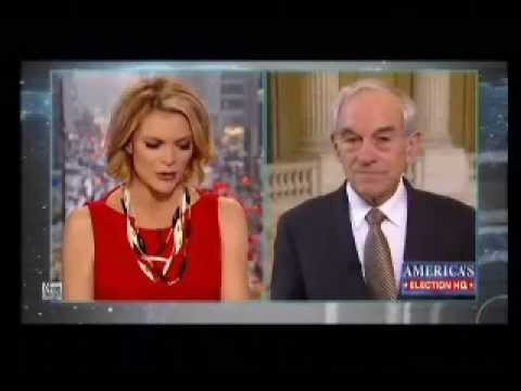 Megan Kelly Interviewing Ron Paul.wmv
