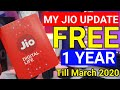 My Jio New Update for FREE 1 Year OFFER | Jio PRIME FREE till 2020
