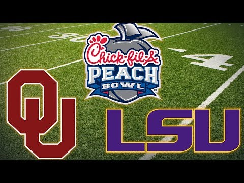 Peach Bowl 2019: Live stream, start time, TV channel for LSU vs ...