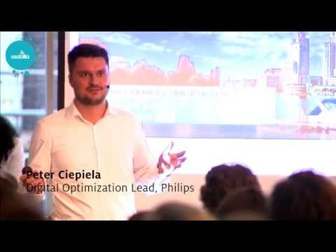 How Philips Optimizes a Global Web Experience with Usabilla