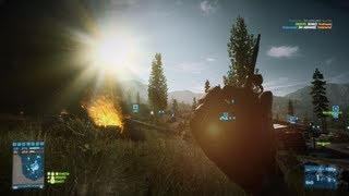 BF3 End Game PC! Gameplay HD Radeon 7970oc