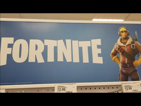 COOL!!!!!! Fortnite Toys @ Target