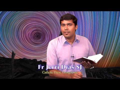 Fifth Sunday Of Lent: Fr Jerri Dias SJ