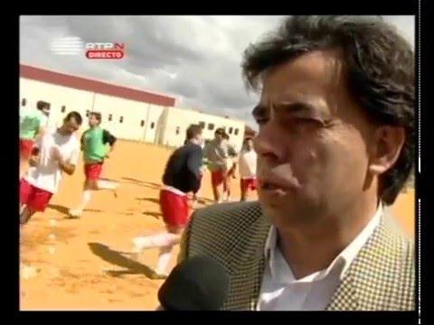 """Liga dos Últimos: """"Covão do Lobo - Cucujães"""", 15 de Maio de 2005"""