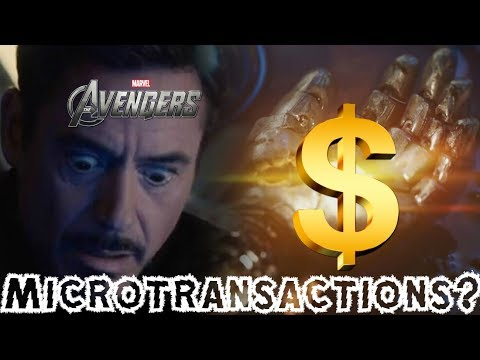 The Avengers Project to Have MICROTRANSACTIONS?!? Eidos Montreal Need a Monetization Specialist!