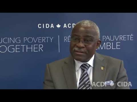 Dr. Kanayo F. Nwanze President, International Fund for Agricultural Development (IFAD)