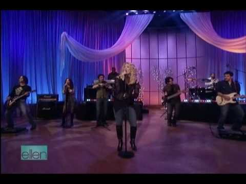 Carrie on Ellen - Some Hearts