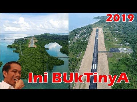 BANDARA TERBARU DI INDONESIA .... !!!  #JOKOWI