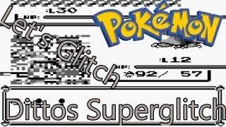 Lets Glitch in Gen. 1 (23) [HD] Dittos Superglitch Attacken