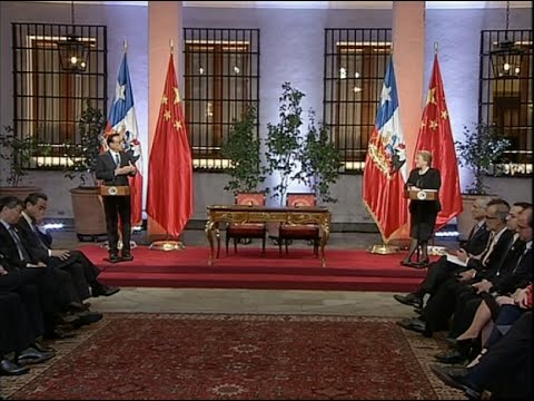 China, Chile Ink Multi-billion Dollar Currency Swap Deal amid Closer Trade Ties