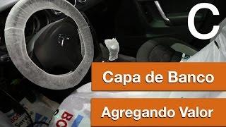 Dr CARRO Capa de Banco e Acessórios Mágicos - Estande BOSCH - AutoMec 2015