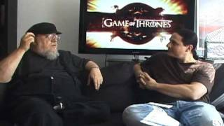 George R.R. Martin Talks with Peter Orullian - Part 2 of 2