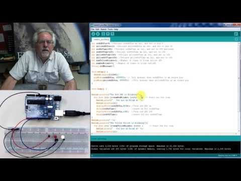 LESSON 5: Working With Strings In Arduino