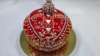 торт корона   торт шапка мономаха... украшение торта