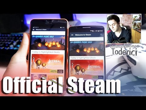 Official STEAM For Windows Phone/Windows 10 Mobile