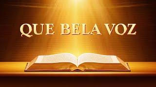 """Filme gospel 2018 """"Que bela voz"""" A palavra do Senhor Jesus em seu retorno (Trailer)"""