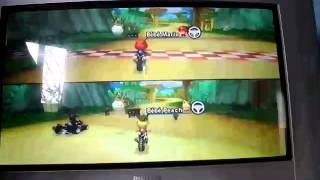 Mario kart wii a 2 joueurs