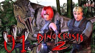 Dino Crisis 2 [PC] walkthrough part 1