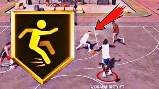 NBA 2K20 ANKLE BREAKER BADGE HOW TO BREAK ANKLES EASY !  NBA 2K20 BEST PLAYMAKING BADGES