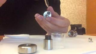 iStick Pico Eleaf MELO 3 Mini разборка