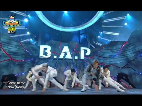 B.A.P - 1004(Angel), 비에이피 - 1004(천사), Show Champion 20140212