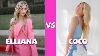 Elliana Walmsley Vs Coco Quinn Tiktok Dance Battle May 2021 MP3
