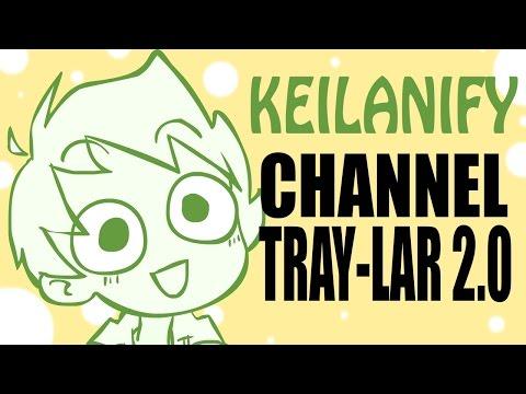 CHANNEL TRAY-LAR 2.0