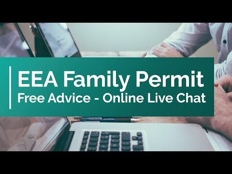EEA Family Permit Free Advice - Online Live Chat
