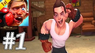 Boxing Star - Gameplay Walkthrough Part 1 - Story Mode: Chapter 3