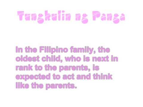 filipino personality traits
