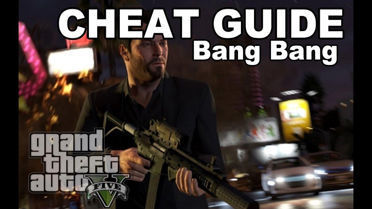 Gta V Cheat Bang Bang - Youtube-1287