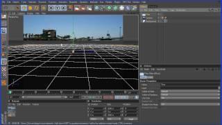 Cinema 4D Tutorial 2 - Basic Compositing - Part 1 HD
