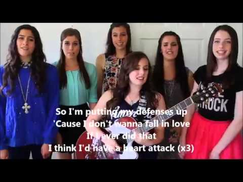 Heart Attack by Demi Lovato - Cover by CIMORELLI! (lyrics on screen)