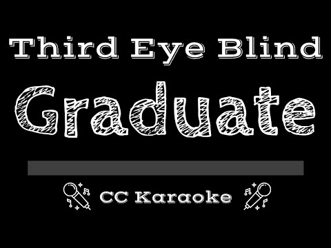 Third Eye Blind   Graduate CC Karaoke Instrumental