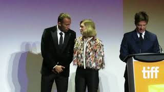 Kursk Premiere - Matthias Schoenaerts & Lea Seydoux - TIFF - September 2018