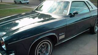 1973 Oldsmobile Cutlass Supreme - all original - SOLD!