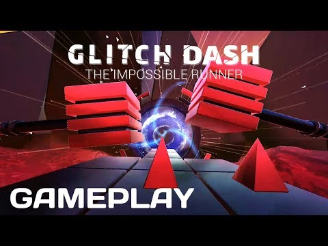 Glitch Dash - Arcade - Gameplay