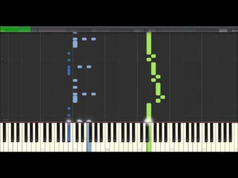 Epic Zelda Medley - The Legend of Zelda: Ocarina of Time (Remastered) [Piano Tutorial] (Synthesia)