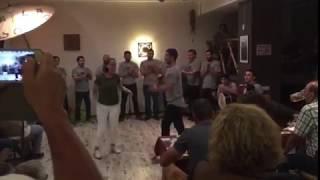 Грузия: Кристя танцует лезгинку!